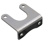 Vent Canister Bracket Chassis Mount, Single (Bolt-On)