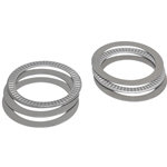 VariShock Spring-Seat Thrust Bearings (pair) for 2-1/2