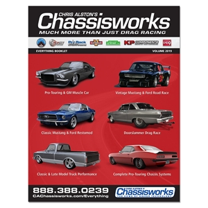 Chassisworks Everything Booklet