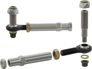 gStreet Infinite Adjust Outer Tie Rod Set