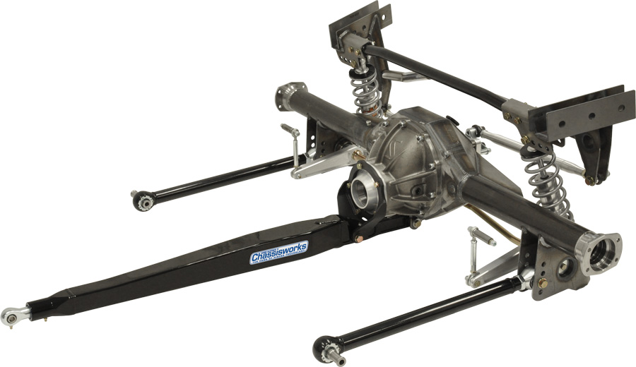 Torque Arm g-Link Suspension
