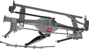 Torque Arm g-Link Suspension with FAB9