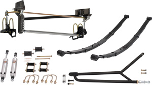 Leaf Spring Suspensions for 1964-73 Mustangs