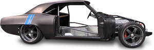 gStreet Pro-Touring Chassis